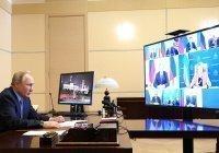 Путин обсудит политику в сфере межнациональных отношений