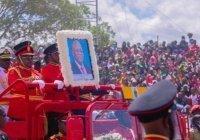 45 человек погибли в давке на похоронах президента Танзании