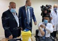 Министр транспорта Ливана привился «Спутником V»