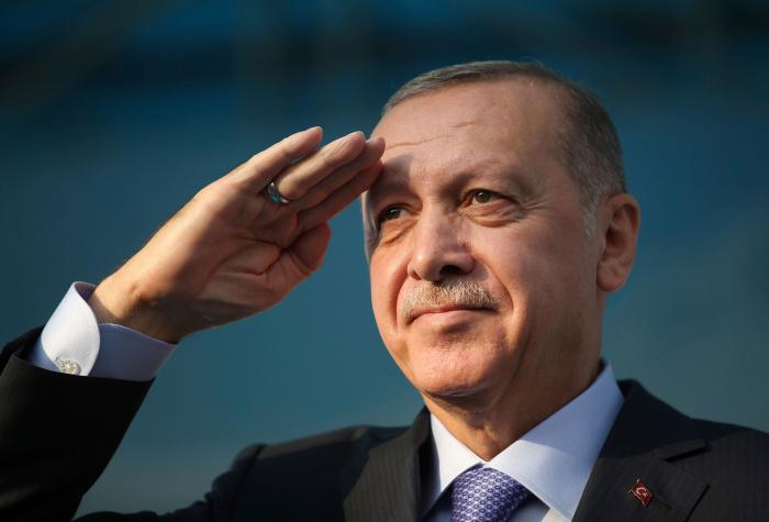 Реджеп Тайип Эрдоган. (Фото: yandex.ru).