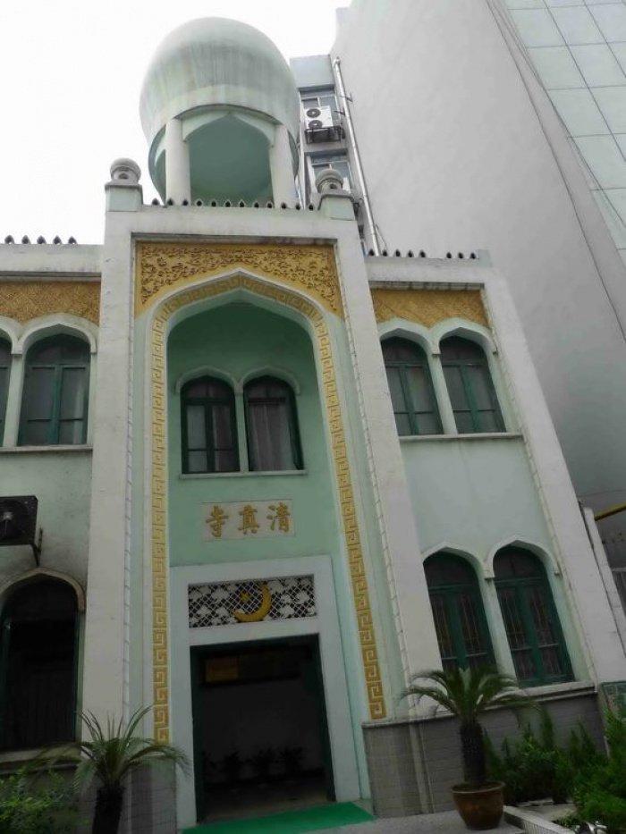 Мечеть Тайпинфан. Единственная действующая мечеть в Сучжоу (Источник фото: google.com).
