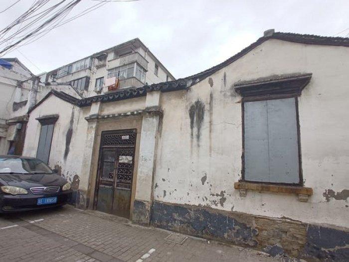 Здание бывшей мечети Тиецзюньун. (Автор фото: Алессандра Каппеллетти).