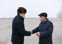 Рустам Минниханов прибыл с рабочим визитом в Казахстан