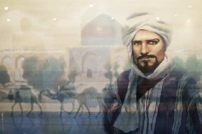 Ибн Баттута.