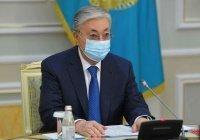 Президент Казахстана привился «Спутником V»