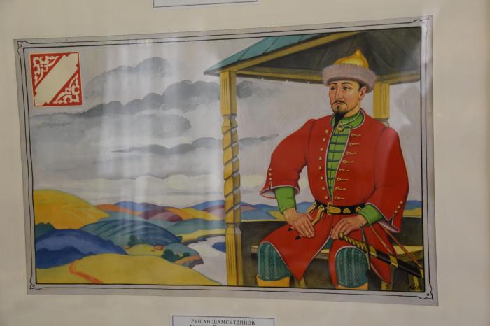 «Здесь деянья дедов наших, здесь священные места» – в Казани открылась выставка Тукая