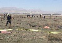 Истребитель из известной пилотажной группы разбился в Турции