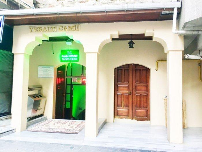 Второй вход в Подземную мечеть (Источник фото: google.com).