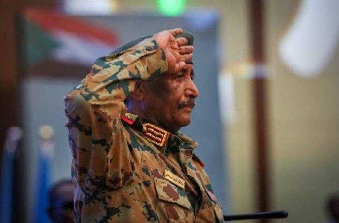 Абдель Фаттах аль-Бурхан (Источник фото: yandex.ru).