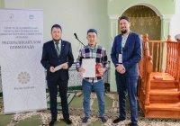 В РИИ прошла Республиканская олимпиада по татарскому языку