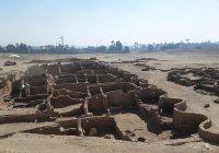 В Египте нашли крупнейший затерянный город