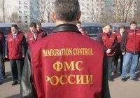 В МВД назвали самые частые причины депортации иностранцев