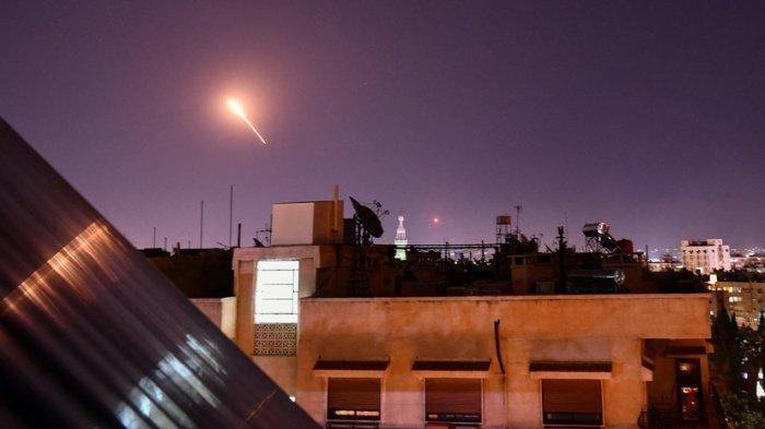 Израиль нанес ракетные удары по Сирии. (Фото: yandex.ru).