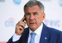 Минниханов обсудил сотрудничество с главой МИД Туркменистана