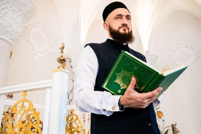Камиль Самигуллин поздравил верующих с наступлением Рамадана.