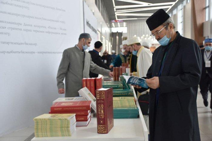 Выставка проходит в рамках Съезда ДУМ РТ.