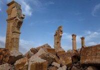 В Пальмире начнут восстановление разрушенной Триумфальной арки