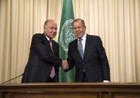 Лавров оценил сроки возвращения Сирии в ЛАГ