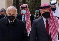 Король Иордании и «принц-заговорщик» впервые появились вместе на публике