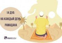 14 необходимых дуа на каждый день Рамадана