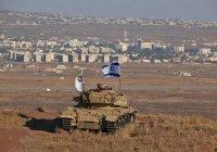 Сирия заявила о праве вернуть оккупированные Израилем Голаны