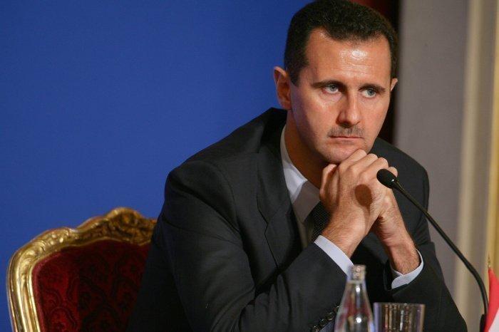 Башар Асад. (Фото: yandex.ru).