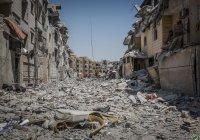 Сирия потребовала компенсации от США за разрушения в стране