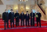 Минниханов посетил мечеть в Боснии и Герцеговине