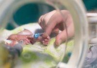 В ОАЭ выписали из больницы ребенка, родившегося весом 250 грамм