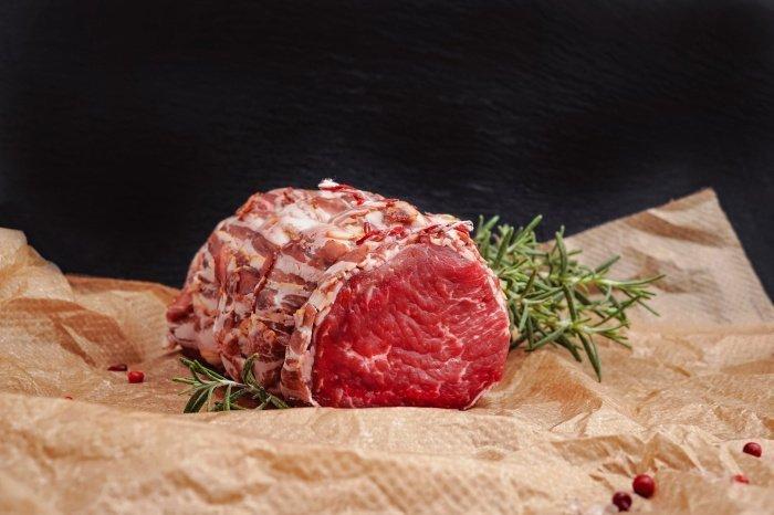 Мясо –источник коллагена (Фото: unsplash.com).
