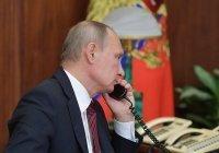Путин выразил готовность содействовать урегулированию в Ливии