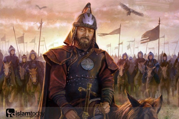 Первый монгольский хан, ставший мусульманином (Источник фото: yandex.ru).