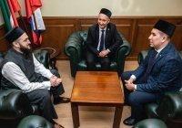 Муфтий РТ встретился с руководством Всемирного конгресса татар