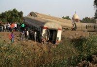 В Египте при железнодорожной аварии погибли 11 человек