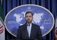 В МИД Ирана рассказали об отношениях с Саудовской Аравией