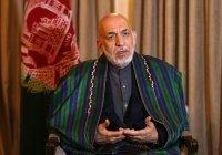 Хамид Карзай оценил участие афганских группировок в терактах 9/11