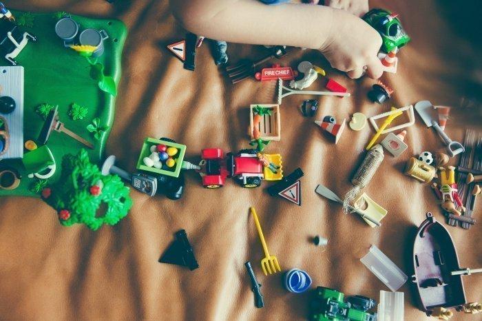 Наибольшую опасность представляют гелевые и магнитные шарики (Фото: unsplash.com).