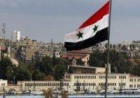 В Сирии назвали имена первых кандидатов в президенты