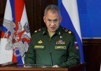 Шойгу: НАТО наращивает присутствие у российских границ