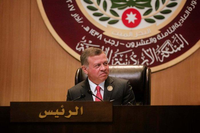 Король Иордании Абдалла II. (Фото: yandex.ru).