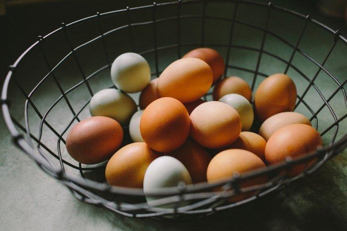 Наиболее полезны вареные яйца (Фото: unsplash.com).