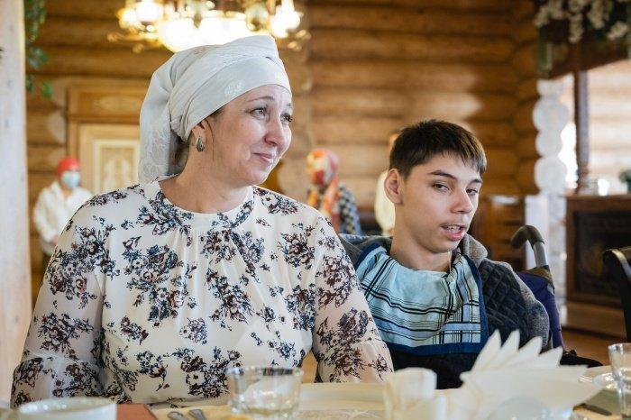 Рамадан-2021: как прошёл ифтар для особенных детей?