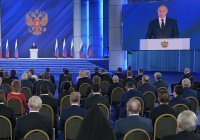 Путин призвал мировое сообщество создать среду бесконфликтного существования
