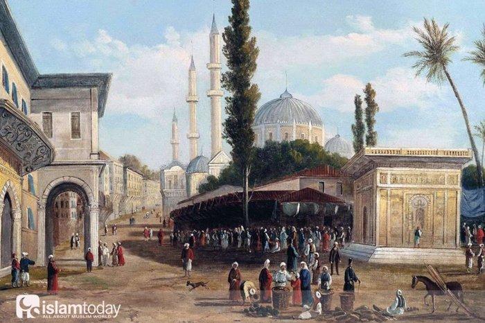 Как проходил праздник разговения в Османской империи? (Источник фото: yandex.ru).