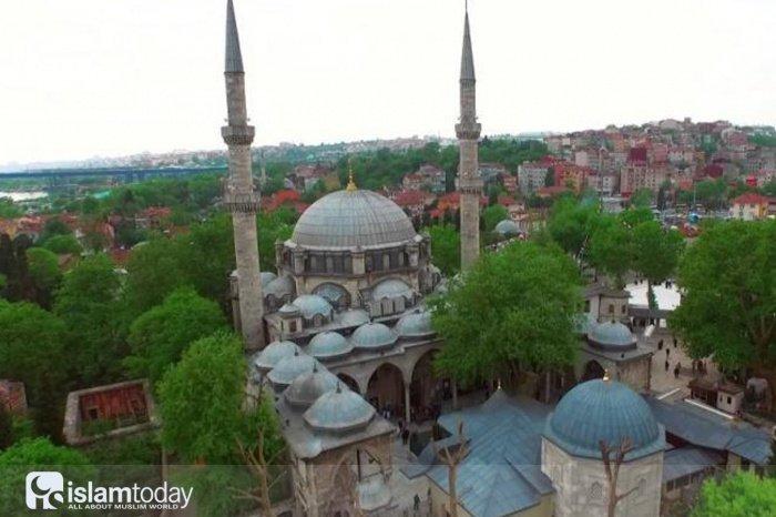 Комплекс Айюп Султан (Источник фото: google.com).