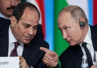 Путин и ас-Сиси обсудили поставки российских вакцин