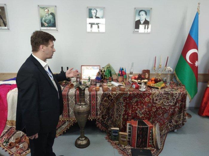 В Казани представили предметы культуры и быта татарского и азербайджанского народов (Фото)