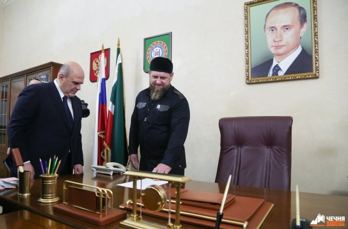 Фото: Чингис Кондаров/chechnyatoday.com.