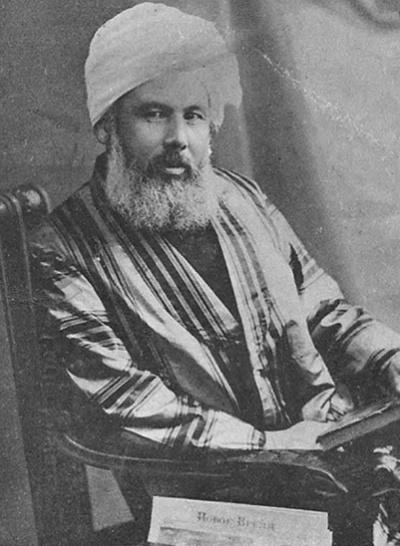 Абдрашит хазрат Ибрагим