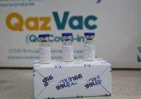 В Казахстане стартовала вакцинация от коронавируса собственным препаратом